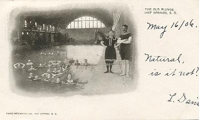 This site displays American postcards over 100 years old.