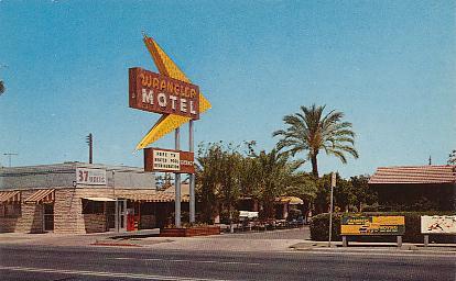 Motel  Riverside Ca