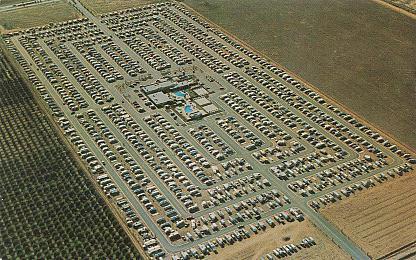 Vintage Trailer Resort >> Historic U. S. Highway 70 Through Arizona on Vintage ...