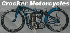Page tells about Woody Mount who worked for the famous Crocker Motorcycle Company in Los Angeles, CA, during the 1940s.