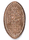 TEC    ANA 2011 Chicago    Chicago Is Where Elongated Coins Began    1893   2011