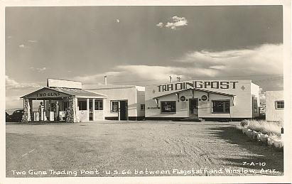 Route 66 1940s