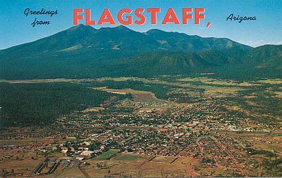Phoenix To Flagstaff >> Historic U S Highway 66 Through Arizona On Vintage Postcards Page 6